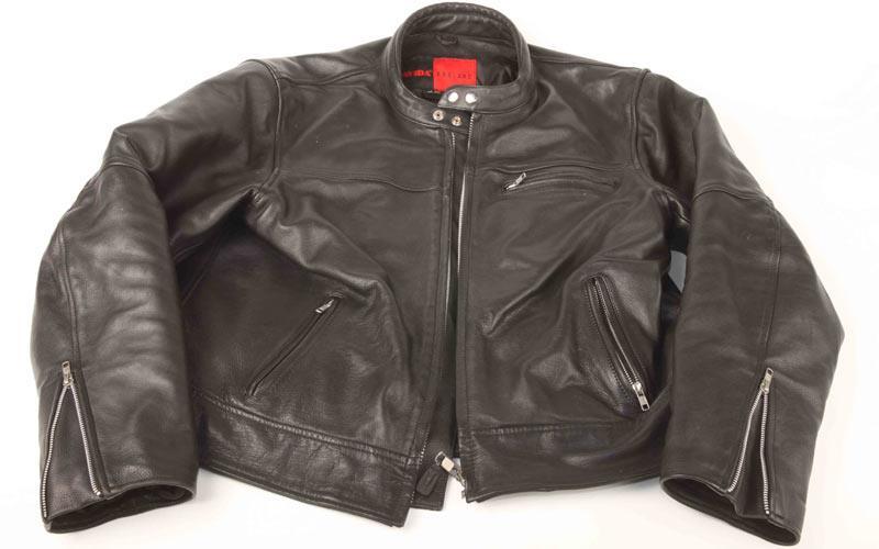 0e18205fa26b Jacket review: Davida black leather jacket