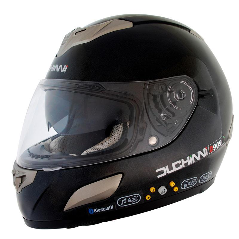 New Bluetooth Ducchini helmet | MCN