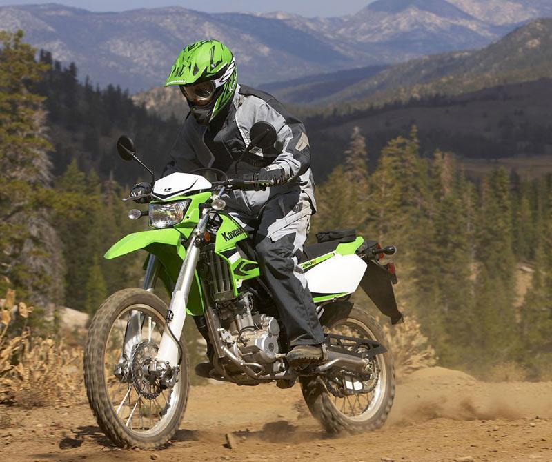 KAWASAKI KLX250 (2009-on) Review   Speed, Specs & Prices   MCN
