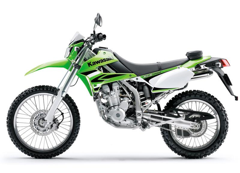 KAWASAKI KLX250 (2009-on) Review | MCN