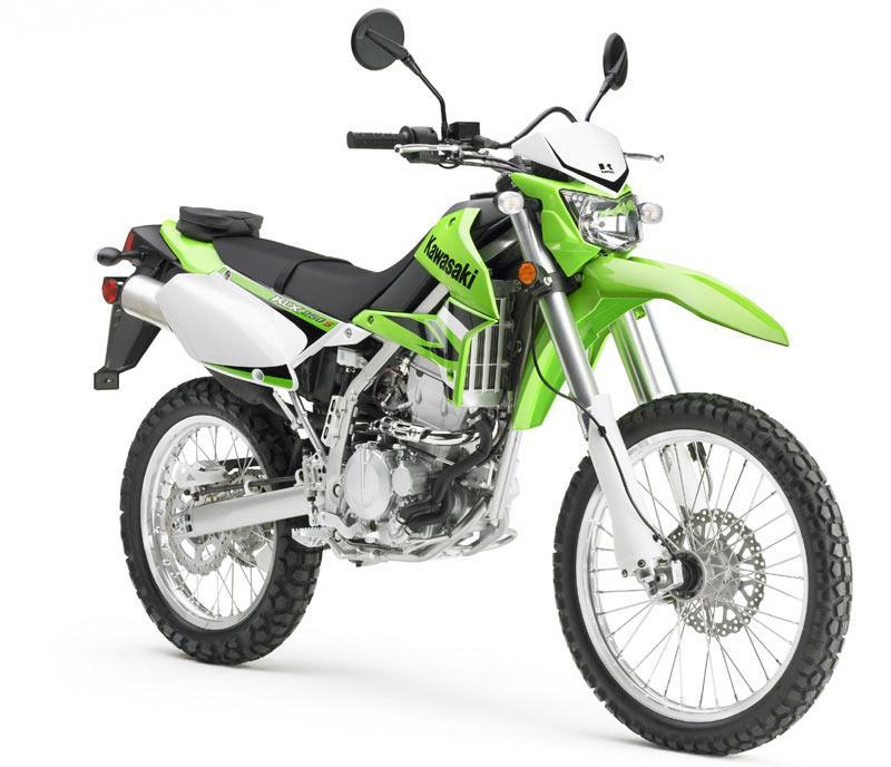 Kawasaki Klx250 2009 On Review Mcn
