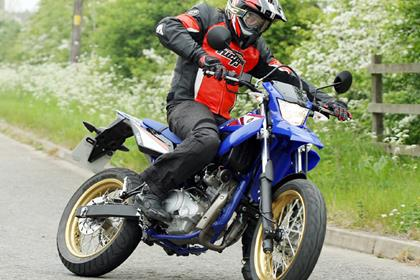 YAMAHA WR125X  (2009-on)