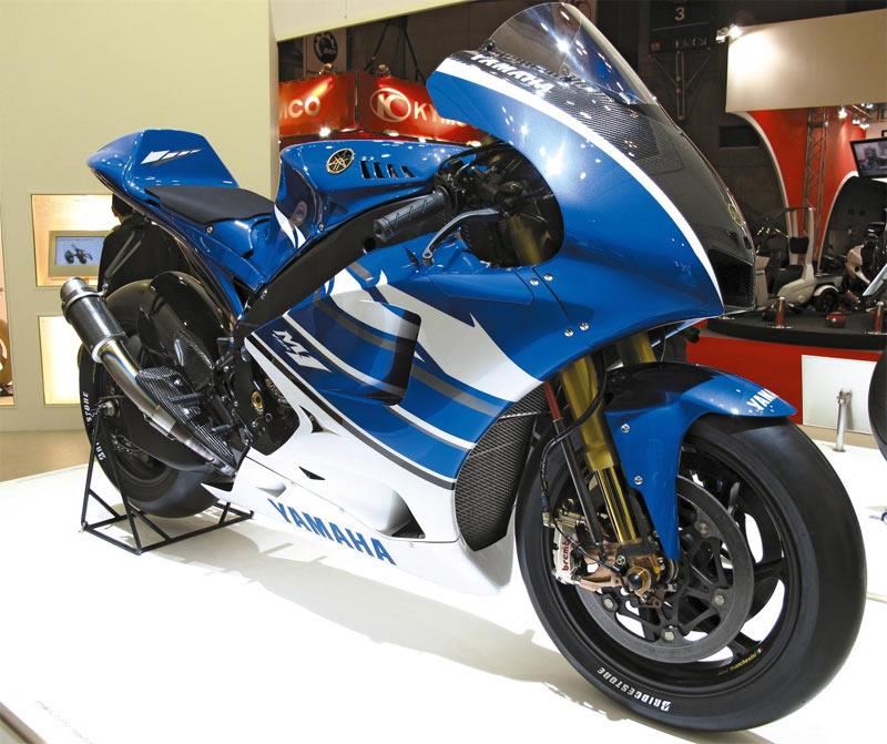 Rossi 39 s naked yamaha m1 mcn for Yamaha m1 for sale