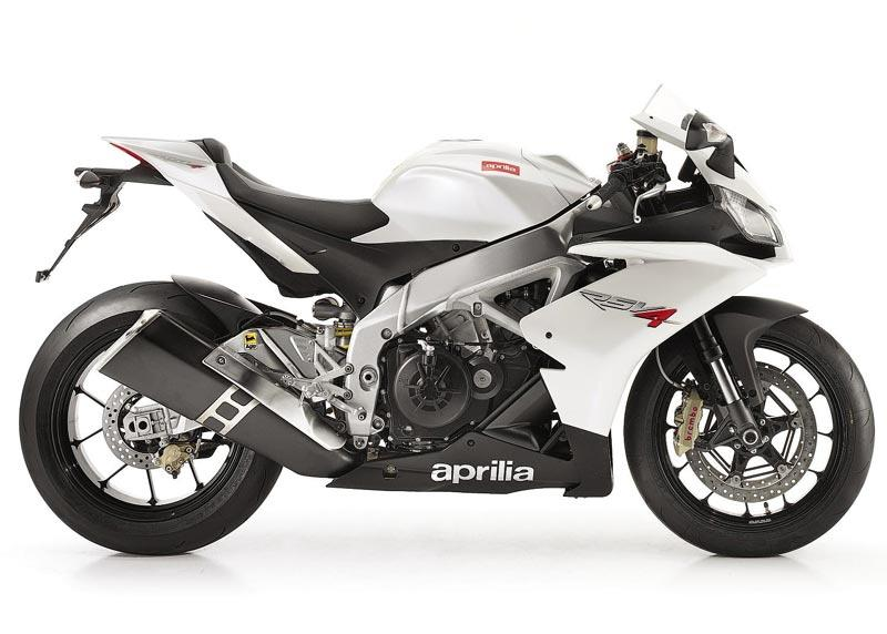 Aprilia Rsv4 2010 On Review Mcn
