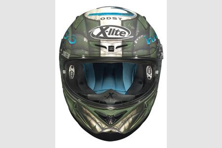 Exclusive: Jorge Lorenzo to wear Halo 3 ODST helmet at Valencia