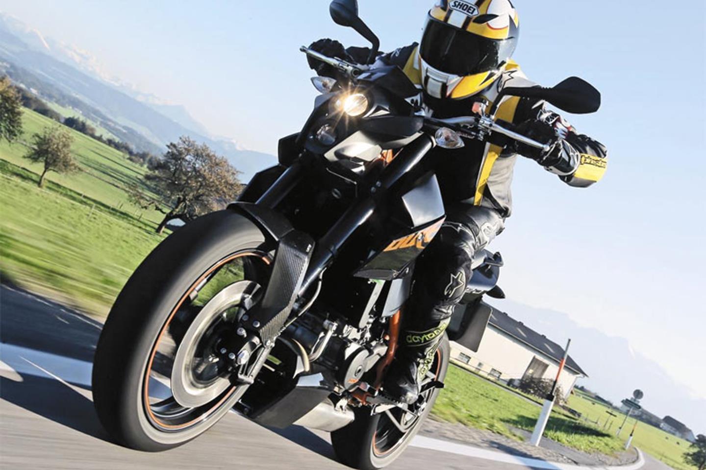Moto neuve acheter KTM 690 Duke R ABS AKRA Reduziert