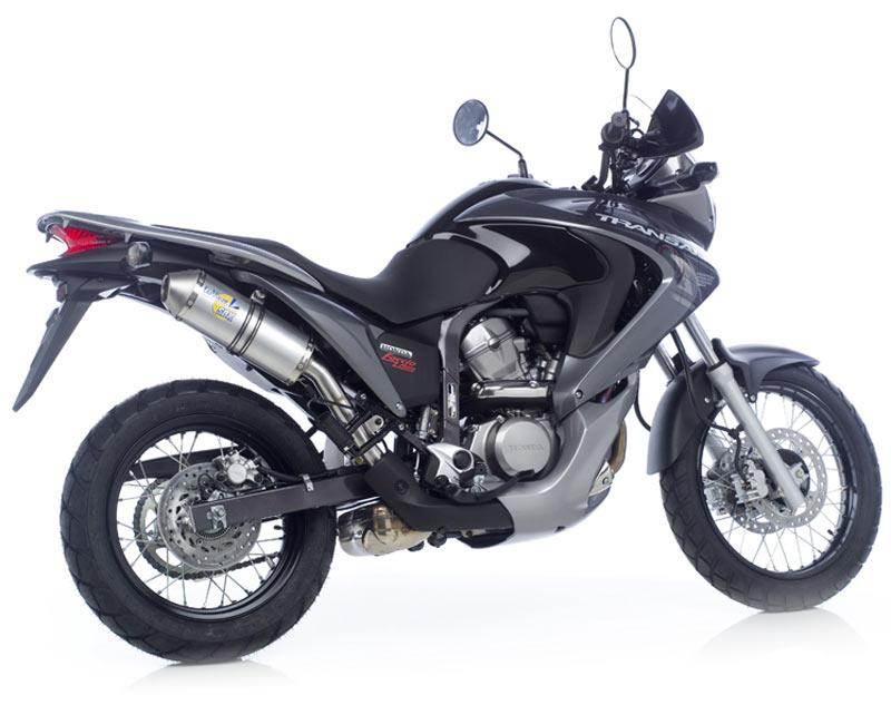 New Leo Vince for Honda Transalp XL700 | MCN