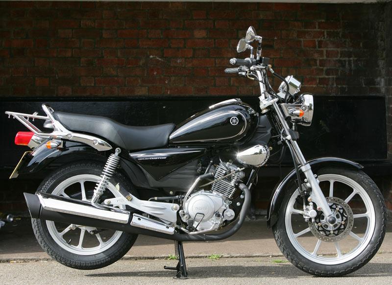 Yamaha Ybr125 Custom 2008 On Review Specs Amp Prices Mcn