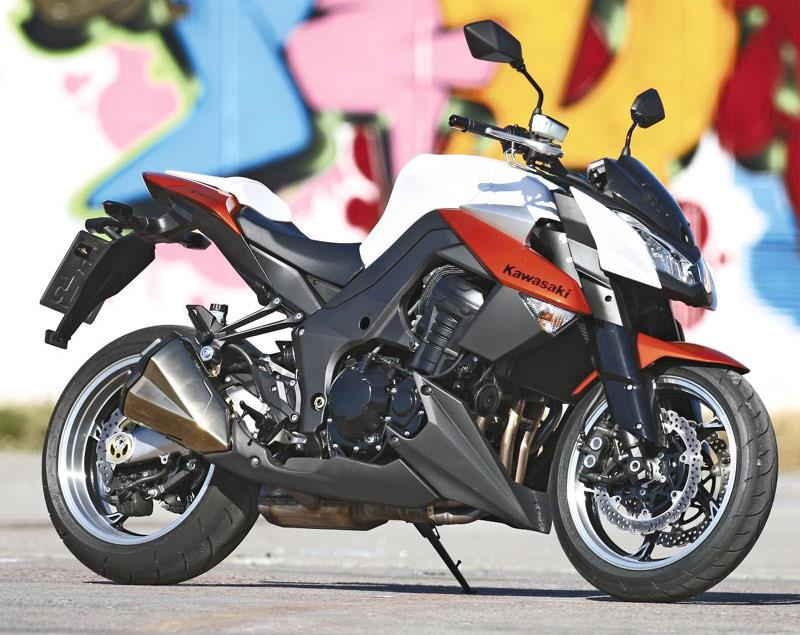 KAWASAKI Z1000 (2010-2013) Review | MCN