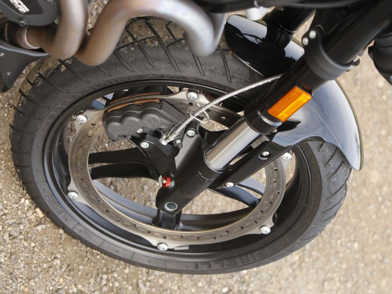 Exhaust Buell