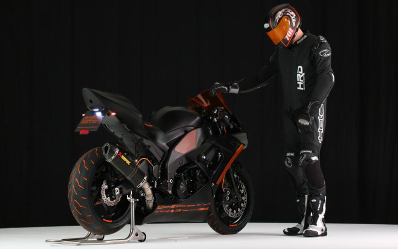 Asphaltfighters Stormbringer The GBP52000 280bhp 200mph Kawasaki ZX 10R