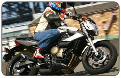 Yamaha XJ6