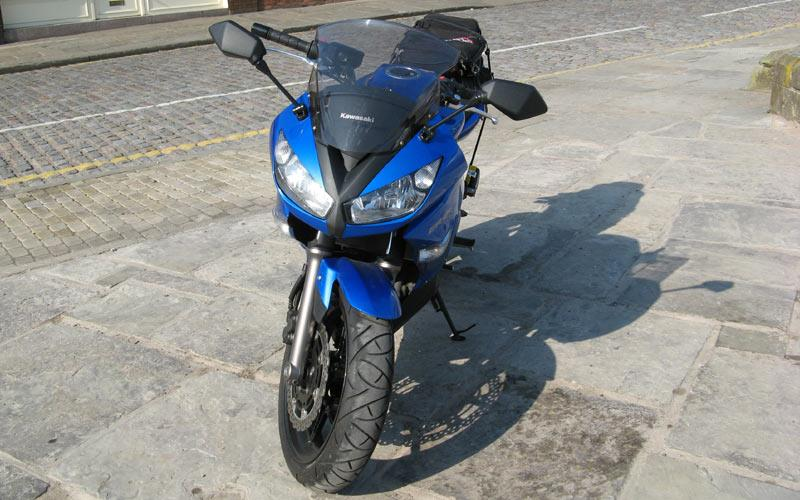 Kawasaki Er 6f 2009 2011 Review Speed Specs Prices Mcn
