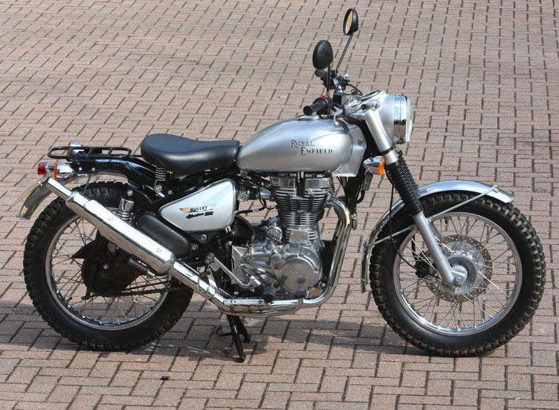 enfield trials 2009 on review mcn