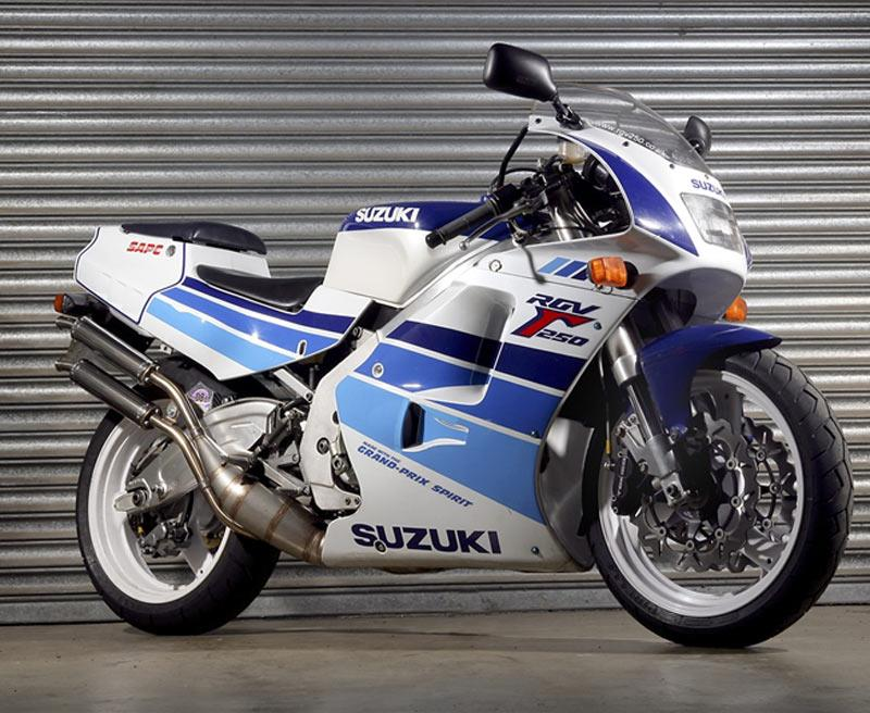 Suzuki Rgv For Sale