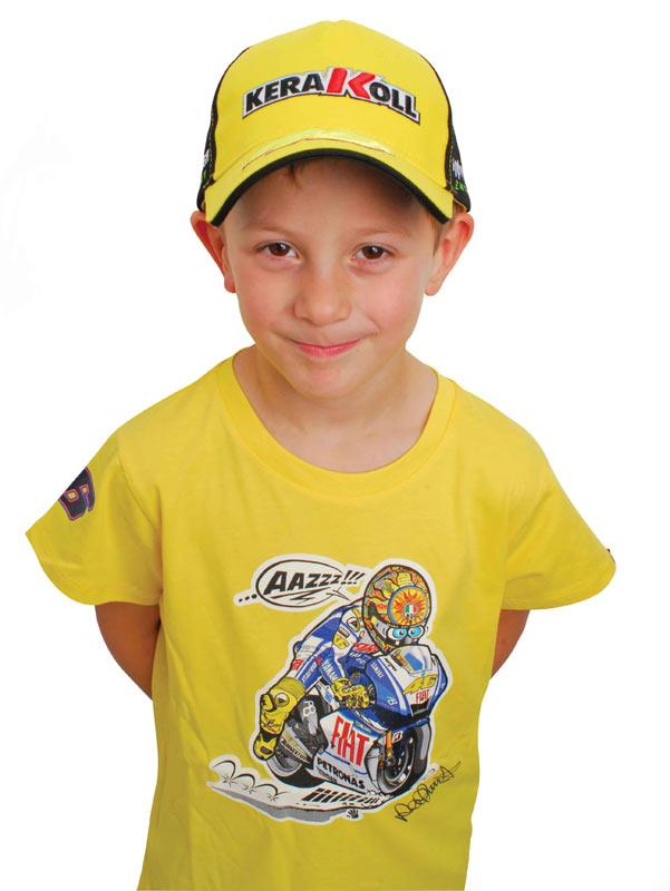 MCN gifts under £50: Kids Rossi T-shirt | MCN