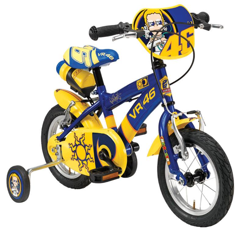Ultimate Xmas Rossi Kids Bike Mcn