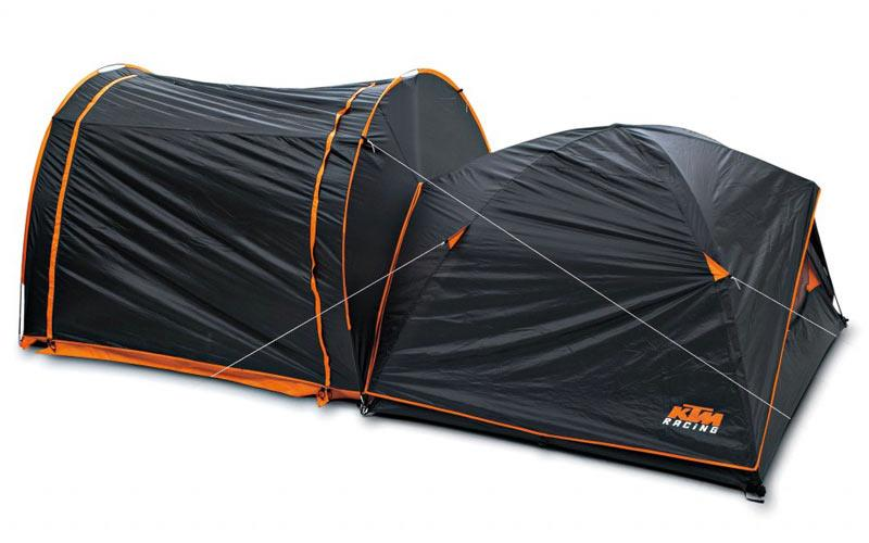 The KTM tent is able to keep your bike out of view  sc 1 st  MCN & Ultimate xmas: KTM tent | MCN