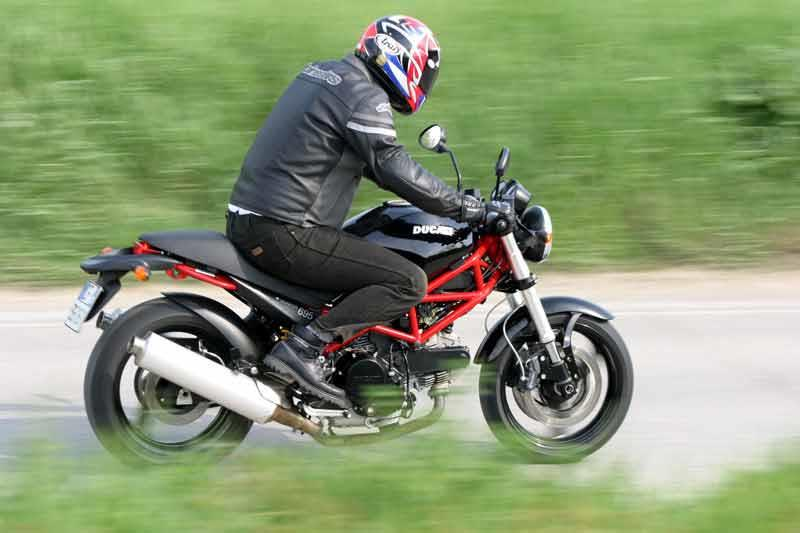 Ducati Monster 696 Aftermarket Parts