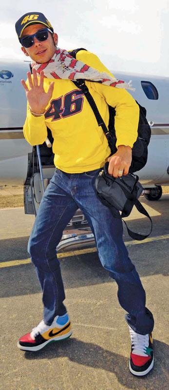 Ultimate xmas: Valentino Rossi #46 hoody