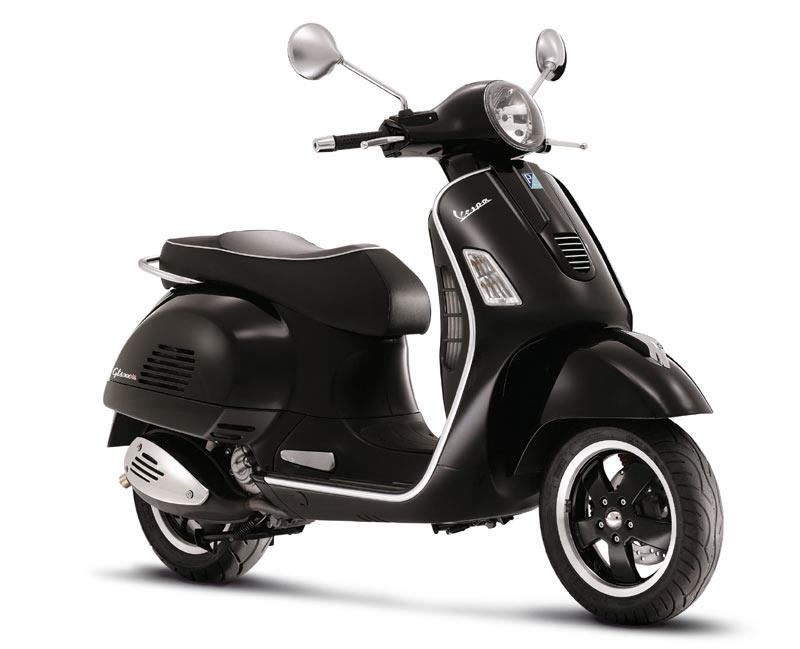 piaggio vespa gts300 2009 on review mcn. Black Bedroom Furniture Sets. Home Design Ideas