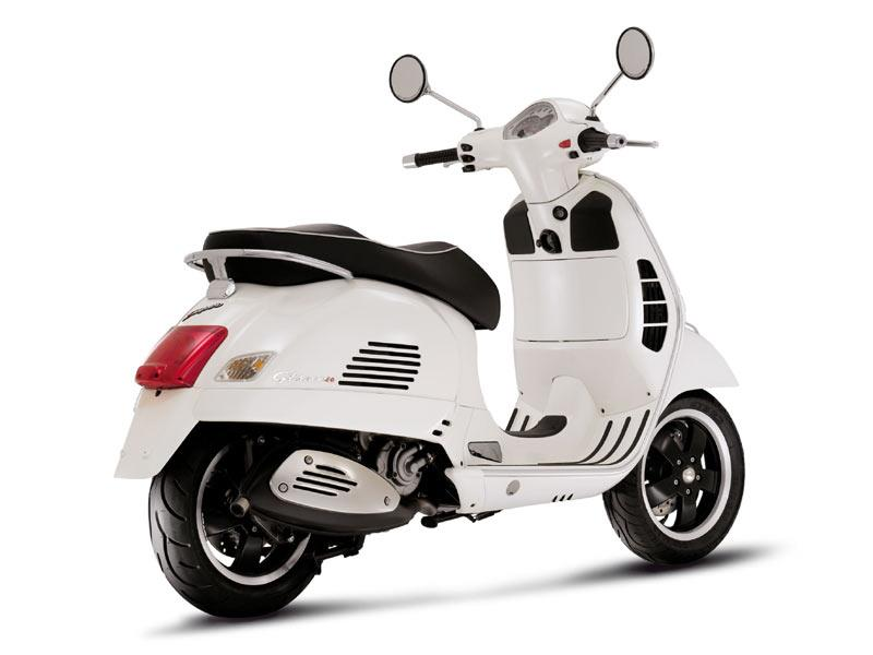 piaggio vespa gts300 2009 on review specs prices mcn. Black Bedroom Furniture Sets. Home Design Ideas
