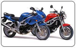 Suzuki SV650 (1999-2003)