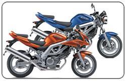 Suzuki SV650 (2003-2004)