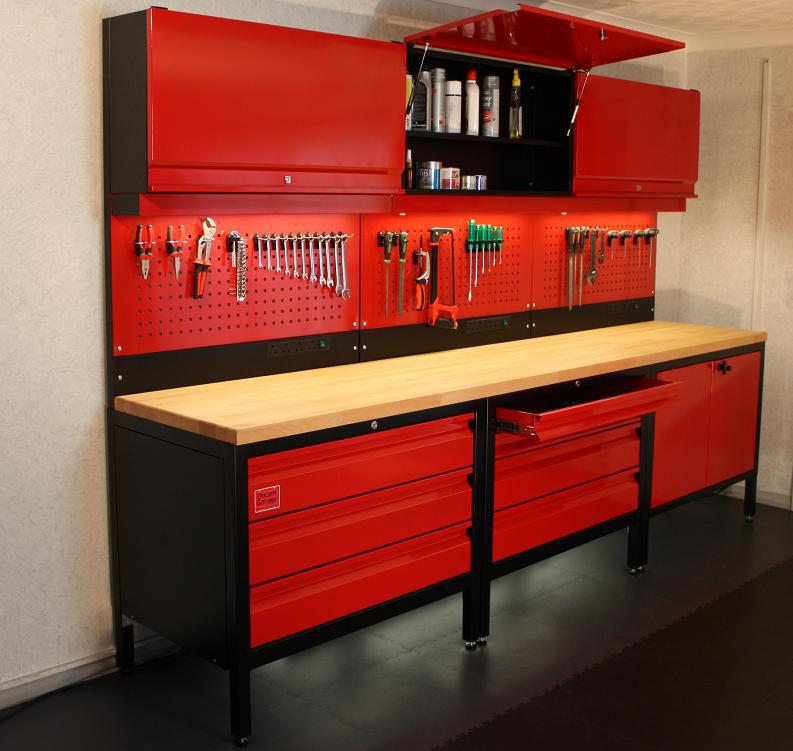Create your own dream garage mcn for Room setup tool