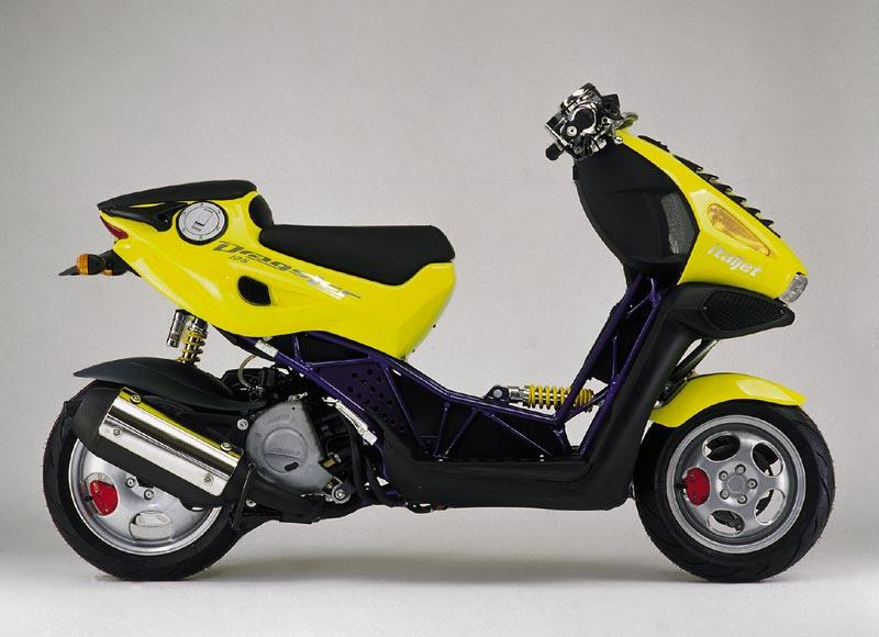 Top Fuel Dragster >> ITALJET DRAGSTER 125 (1998-2003) Review | MCN