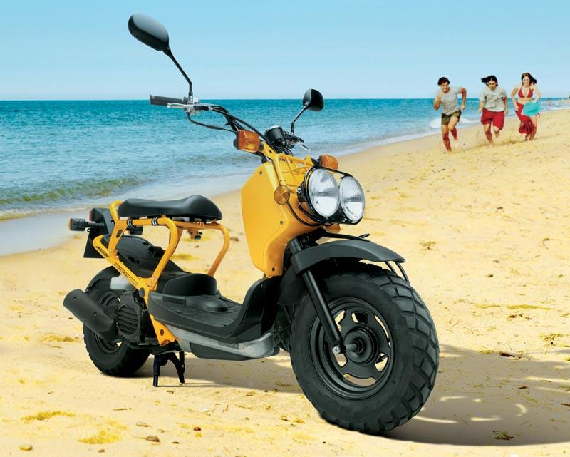 Honda Zoomer 50 2005 2012 Review Mcn