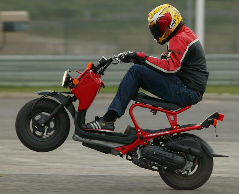 Honda Zoomer 50 2005 2012 Review Specs Prices Mcn