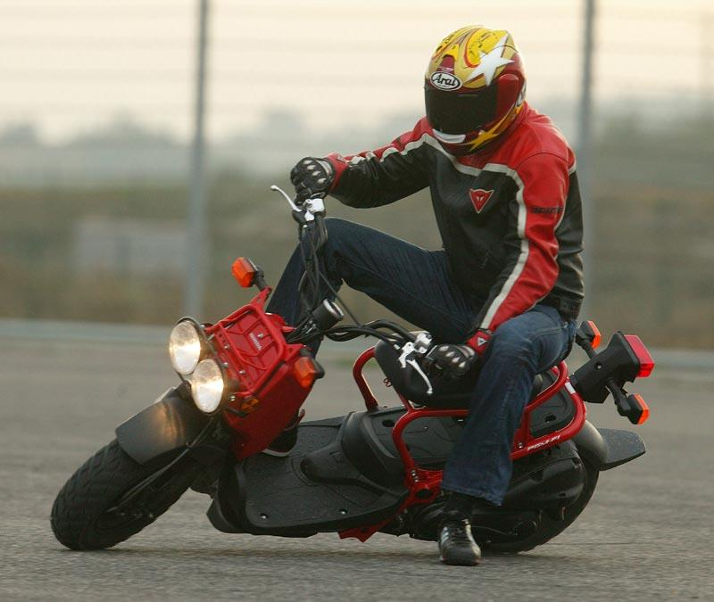 HONDA ZOOMER 50 (2005-2012) Review | Specs & Prices | MCN