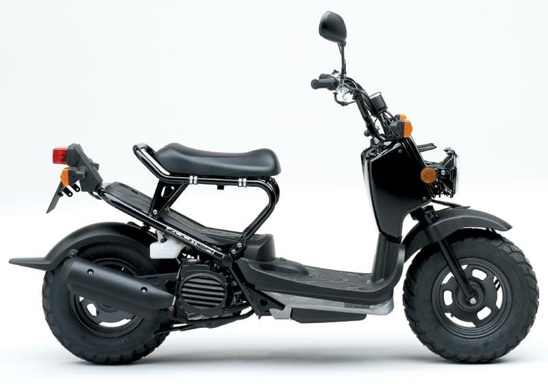 honda zoomer 50 2005 2012 review specs prices mcn. Black Bedroom Furniture Sets. Home Design Ideas