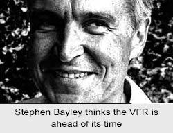 Stephen Bayley thinks the VFR is ahead of its time