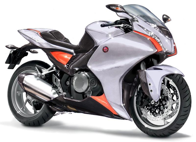 How the Honda VFR1200 should have looked says designer | MCN