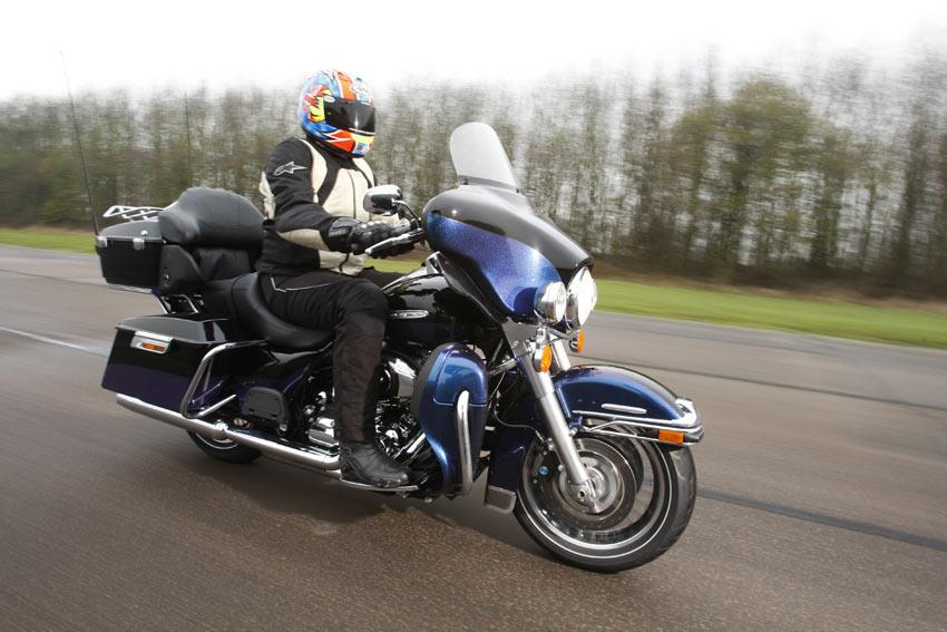 The Harley Davidson Electra Glide Ultra Limited Will Cost 21 222