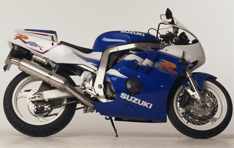 SUZUKI GSX-R400 (1990-1996) Review | MCN