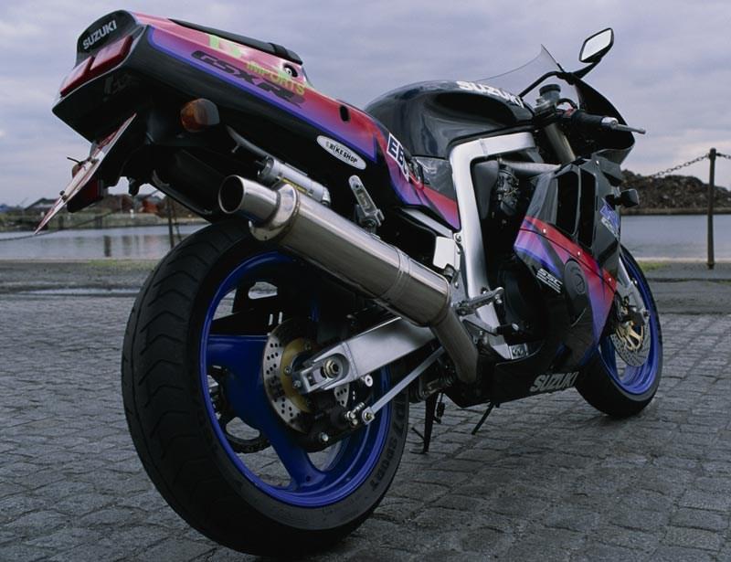 SUZUKI GSX-R400 (1990-1996) Review | Specs & Prices | MCN