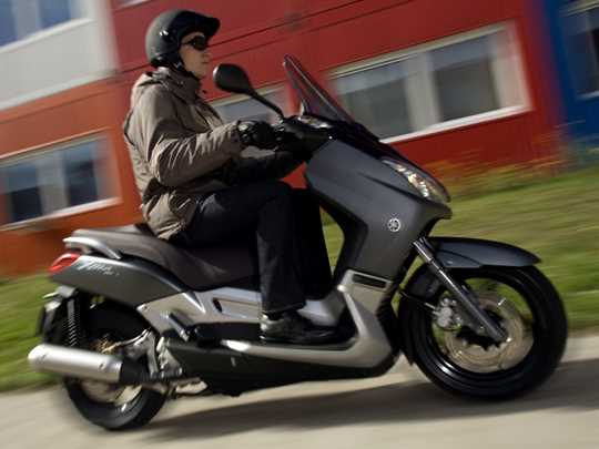 YAMAHA XMAX 250  (2004-on)