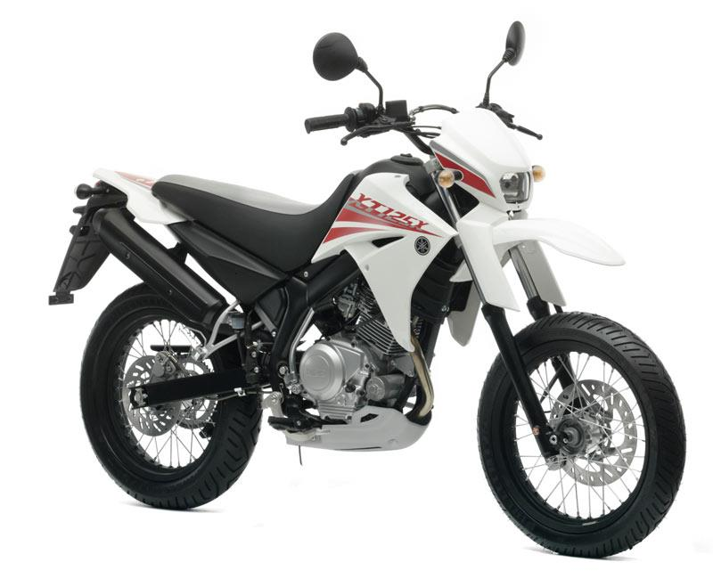 yamaha xt125x 2005 on review mcn. Black Bedroom Furniture Sets. Home Design Ideas
