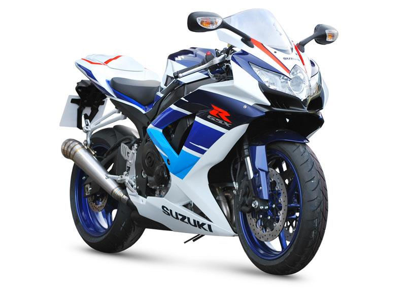 Online reservation and pricing for 25th Anniversary Suzuki GSX-R750 | MCN