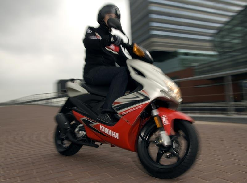 YAMAHA AEROX YQ50 (1998-on) Review | Specs & Prices | MCN