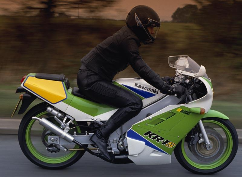 KAWASAKI KR1S (1990-1992) Review | Speed, Specs & Prices | MCN