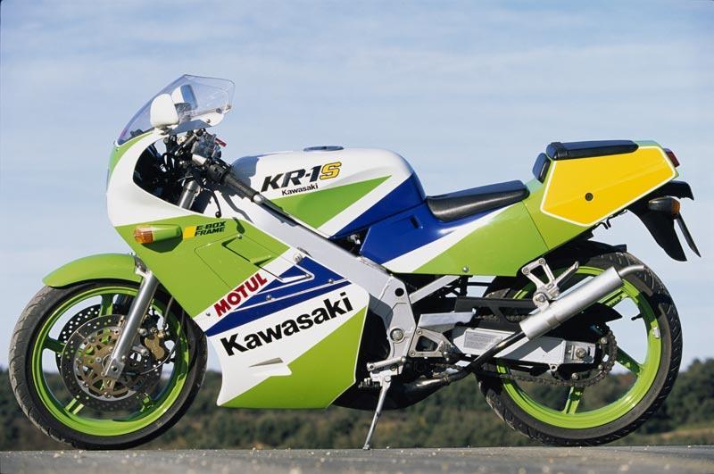 Kawasaki Kr1s 1990 1992 Review Mcn