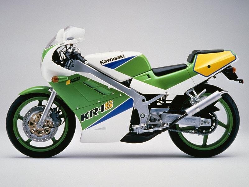 Kawasaki Zxr Green Wheels