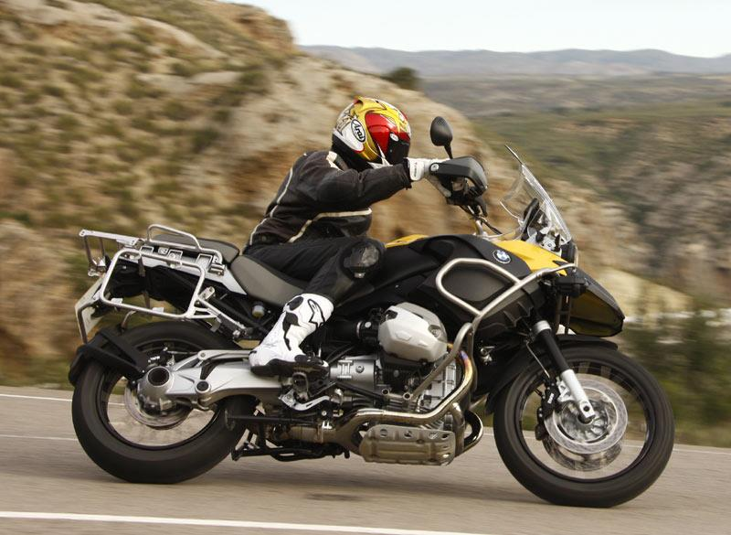 2010 BMW R1200 GS | motorcycle review @ Top Speed