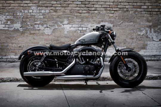 2010 Harley-Davidson 48 revealed | MCN