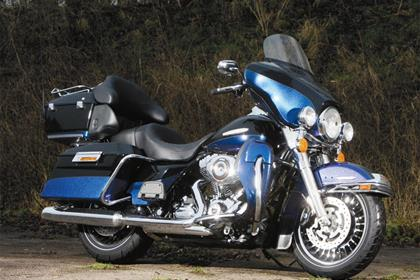 Harley-Davidson Electra Glide Ultra