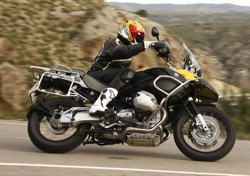 BMW R1200GS ADVENTURE (2010-2013) Review | MCN